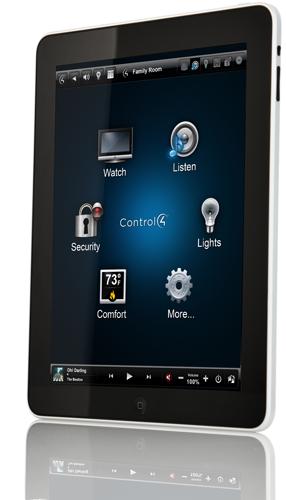 control4-iPad2